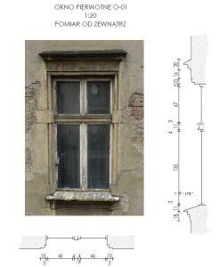 detal okna