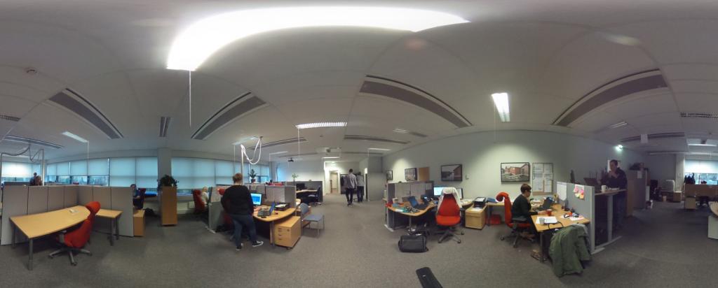 Wirtualne wycieczki biur obiektów rozmieszczonych we Francji, Szwajcarii, Wielkiej Brytanii i Belgii