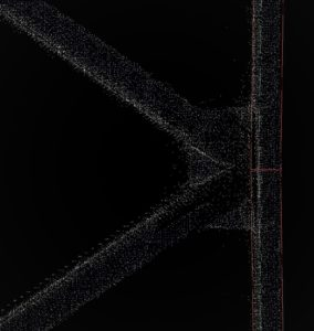 Konstrukcja stalowa Scan2BIM Inwentaryzacja