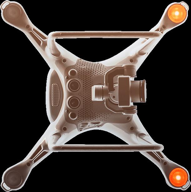 pomiary dronami