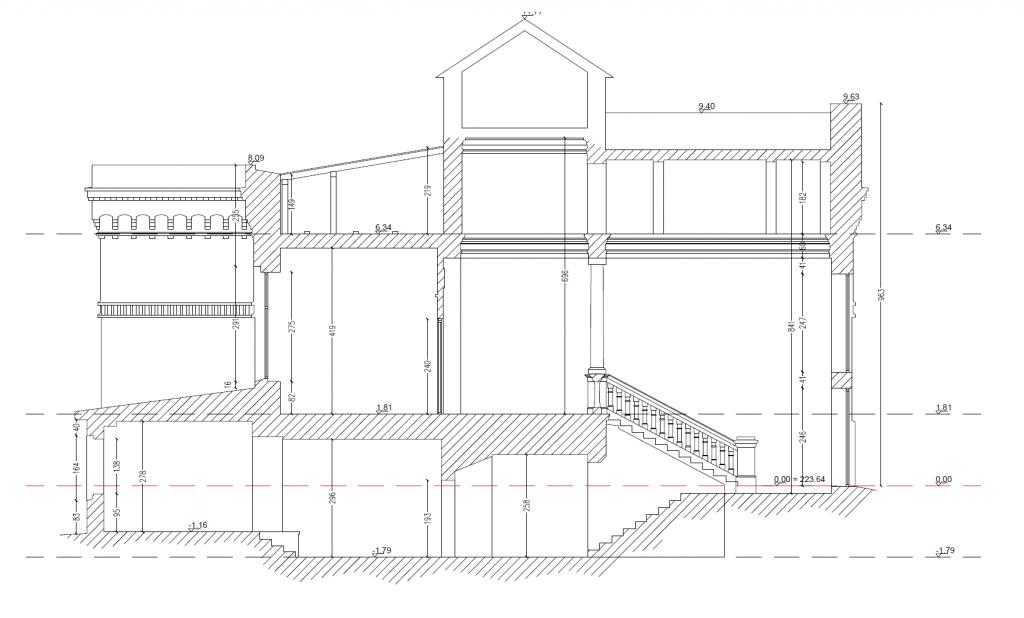 Inwentaryzacja architektoniczna kompleksu WI-MA Park w Łodzi