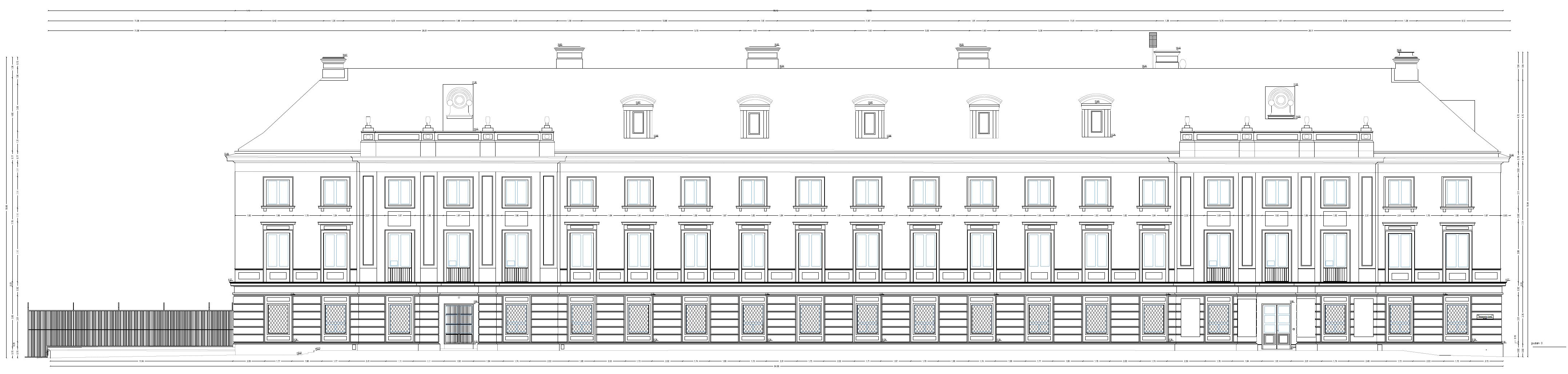 Inwentaryzacja zabytkowego budynku