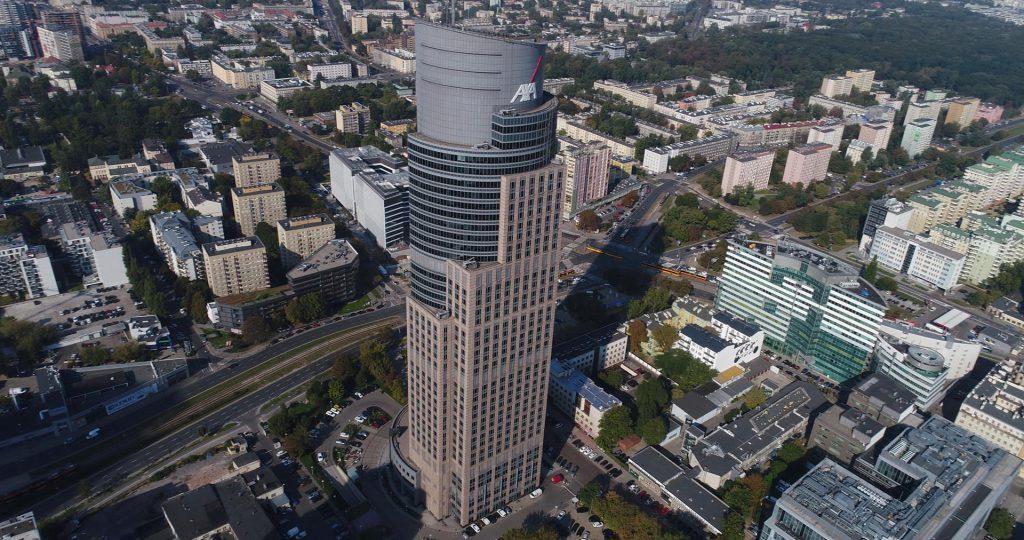 Zdjęcia marketingowe budynku